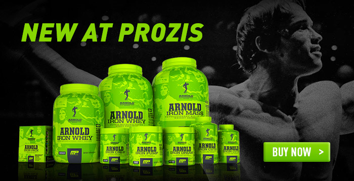 NEW Arnold Series
