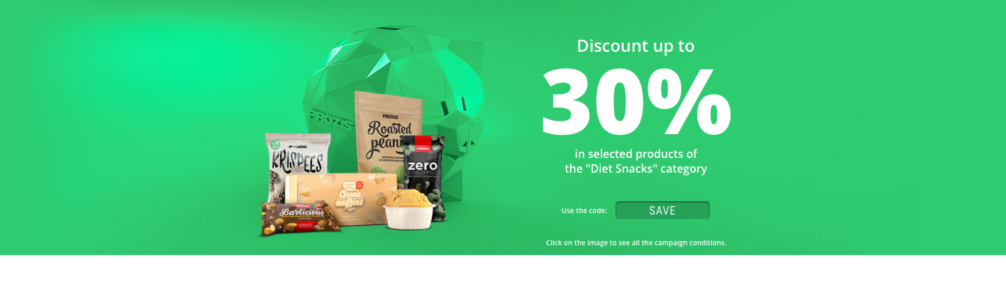sale discount snacks diet category