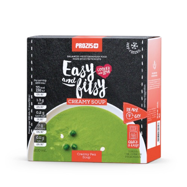 Easy & Fitsy - Creamy Soup