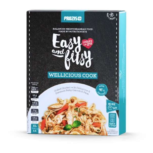 Easy & Fitsy - Wellicious Cook