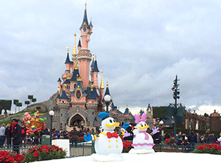 Disneyland Paris Christmas Recipes