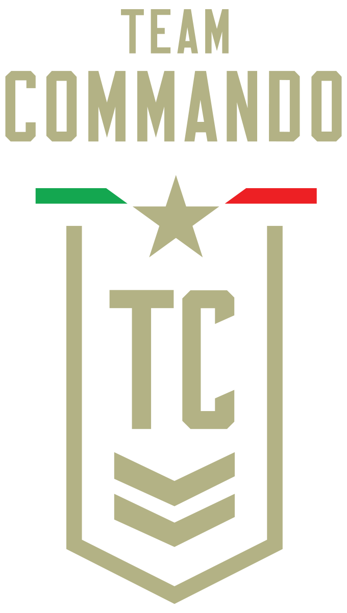 Team Commando Logo