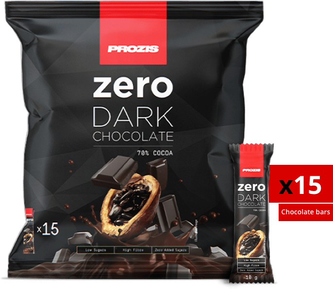 Prozis Zero Dark Chocolate
