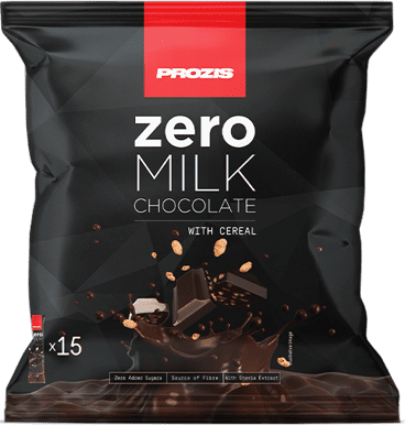 Prozis Milk Chocolate with Cereal
