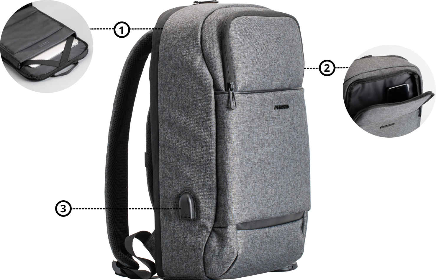 The Capsule Backpack