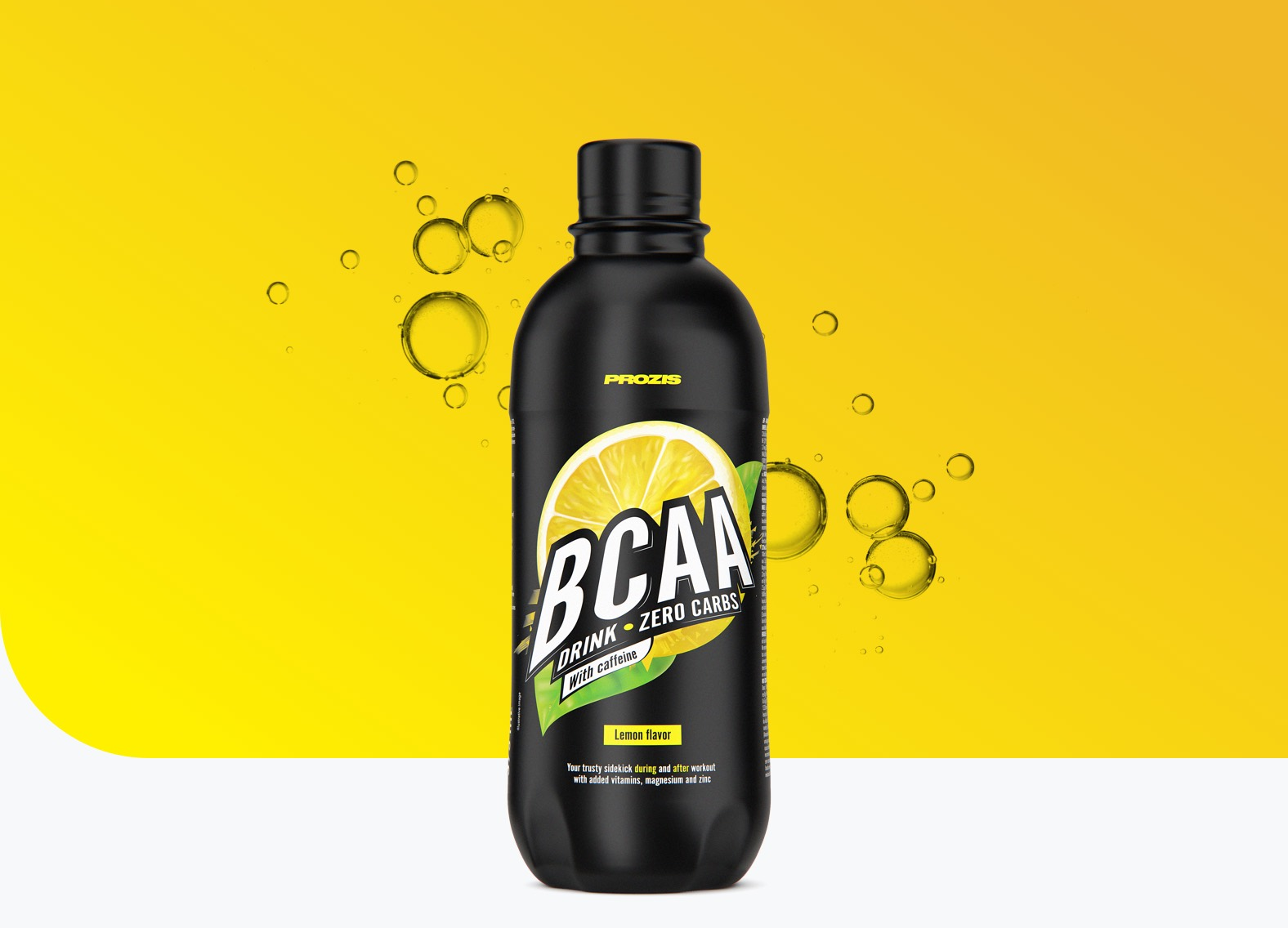 Prozis BCAA Drink 375ml
