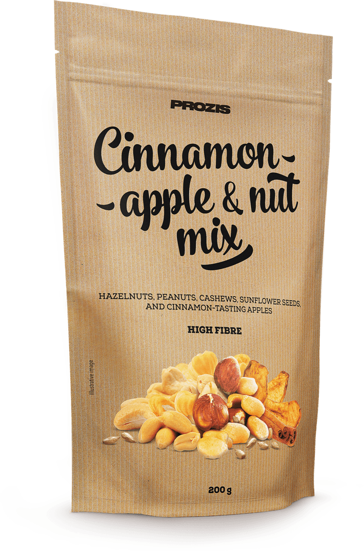 Prozis Cinnamon - Apple Nut Mix