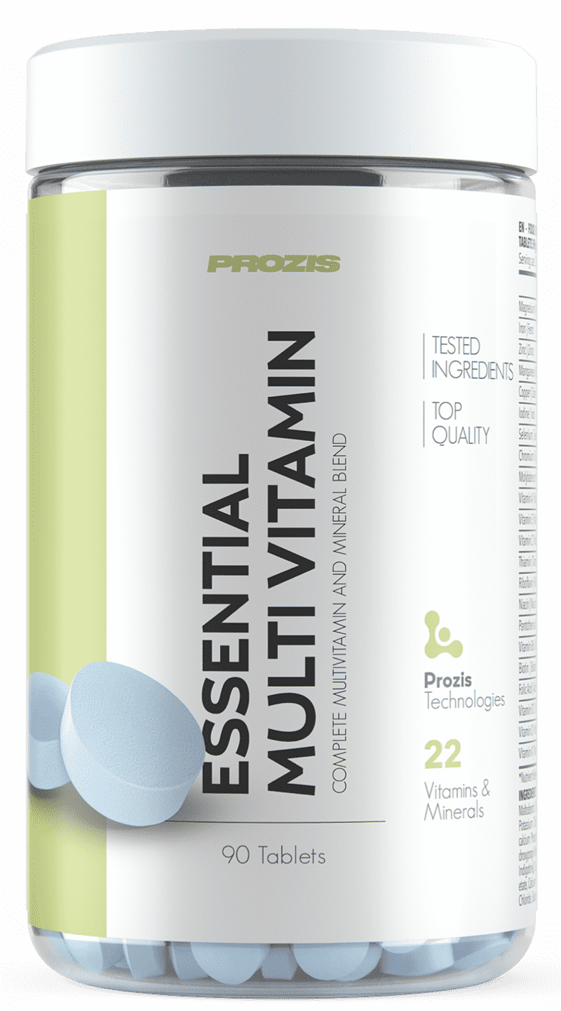 Prozis Clinical Essential Multivitamin