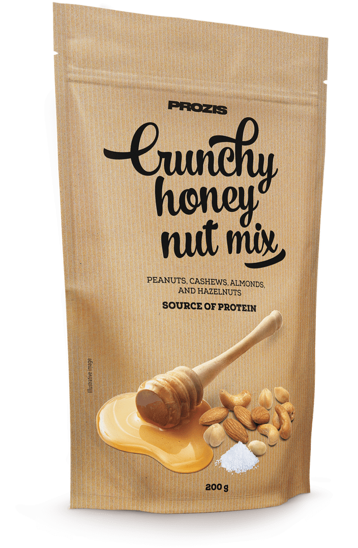 Prozis Crunchy Honey Nut Mix