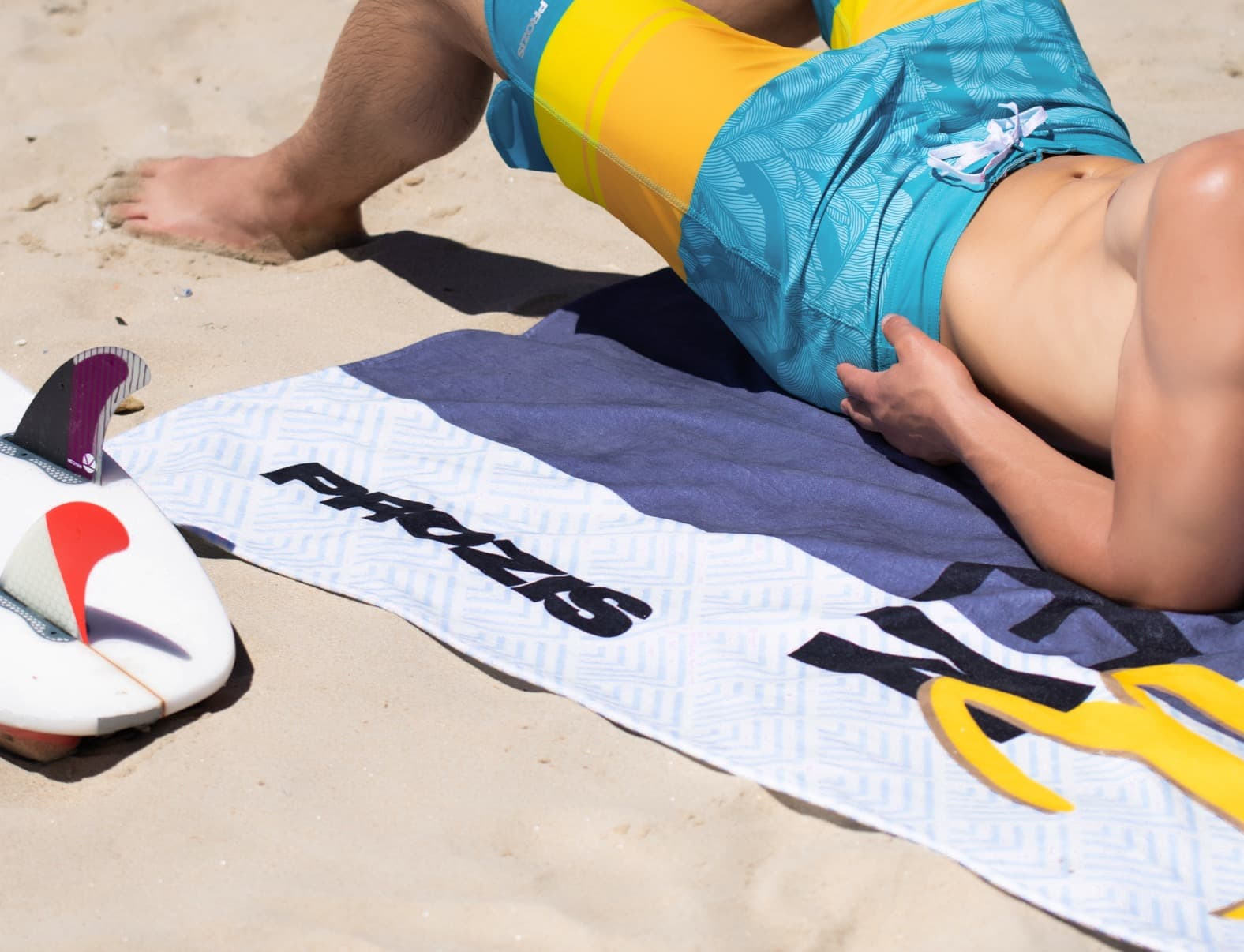 Giant Beach Towel - Make it Happen