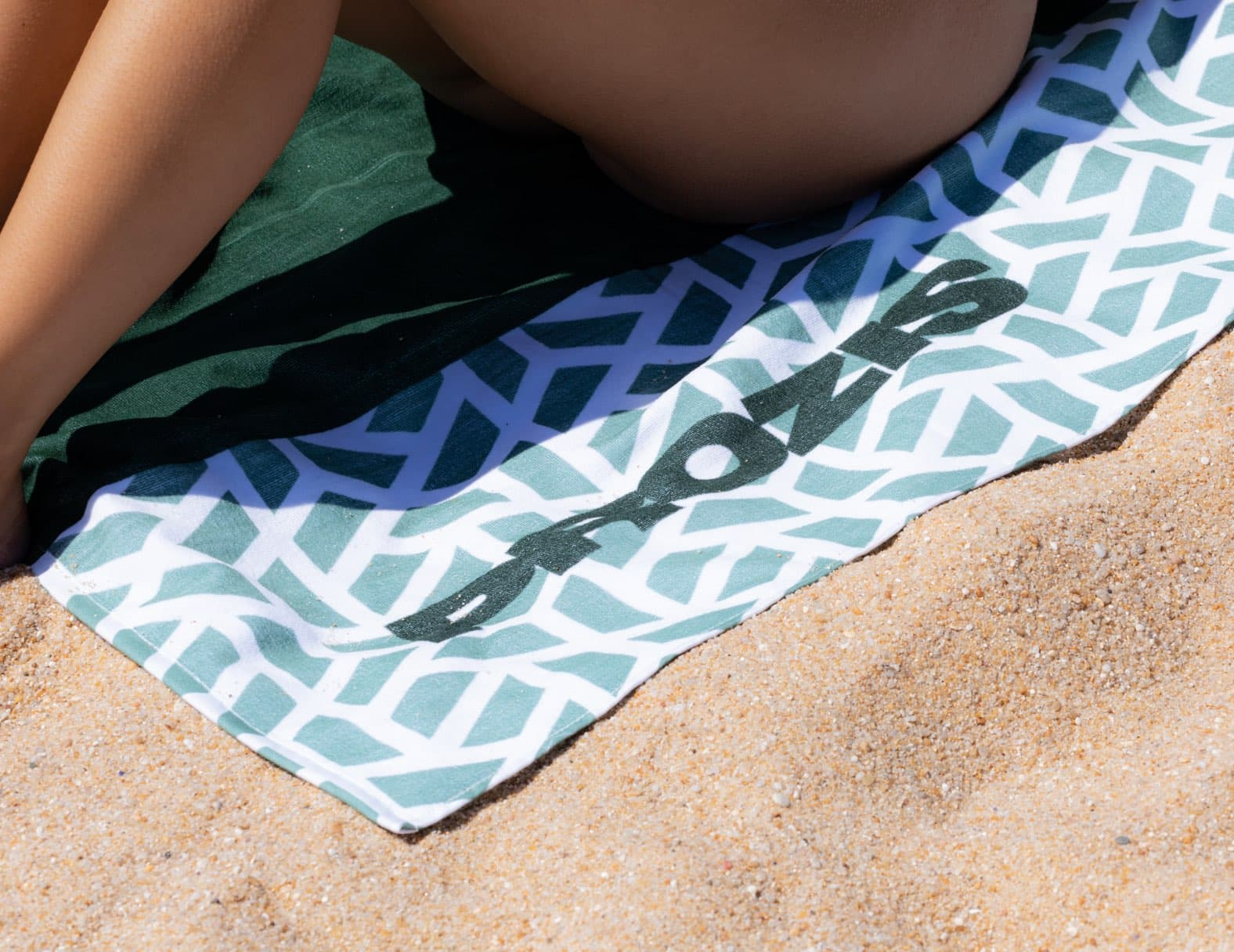 Giant Beach Towel - You´ve got this