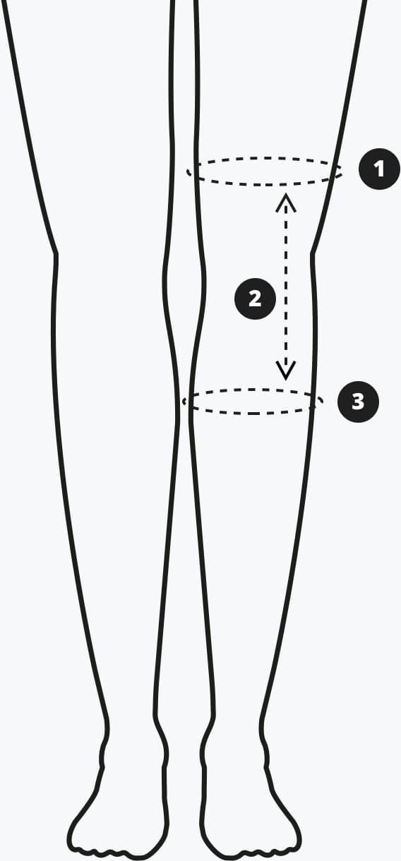 Leg figure