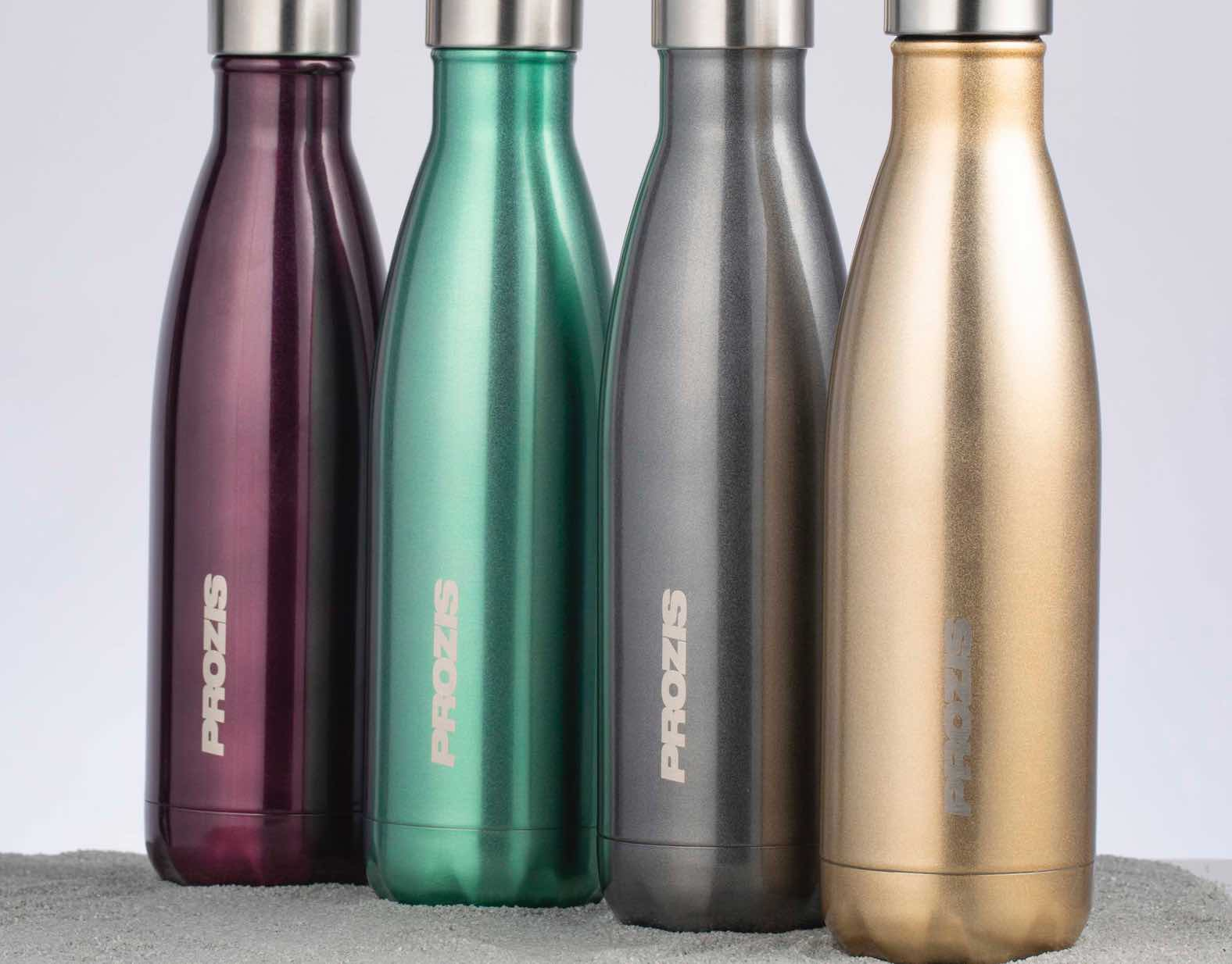 Kool Bottle Sparkles Steel 500 mL