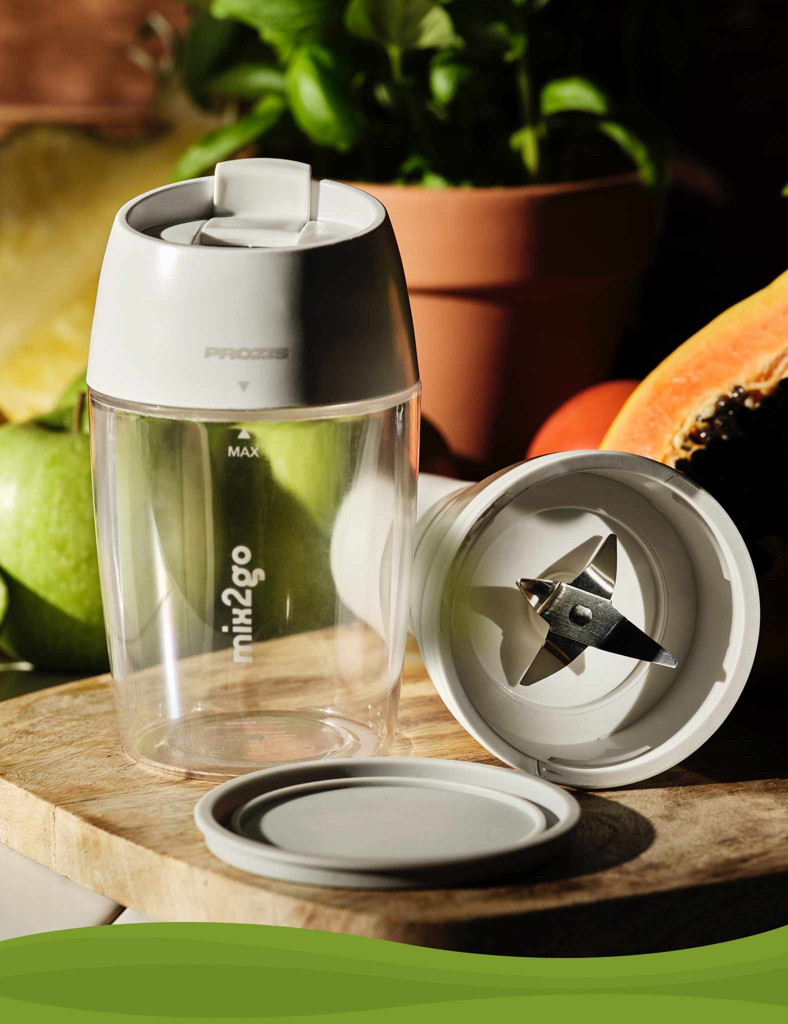 mix2go Portable Blender