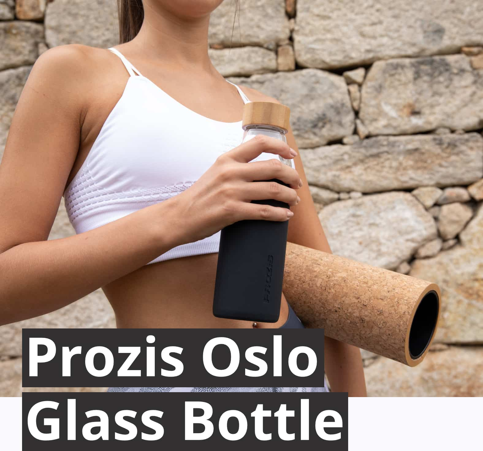 Prozis Glass Bottle