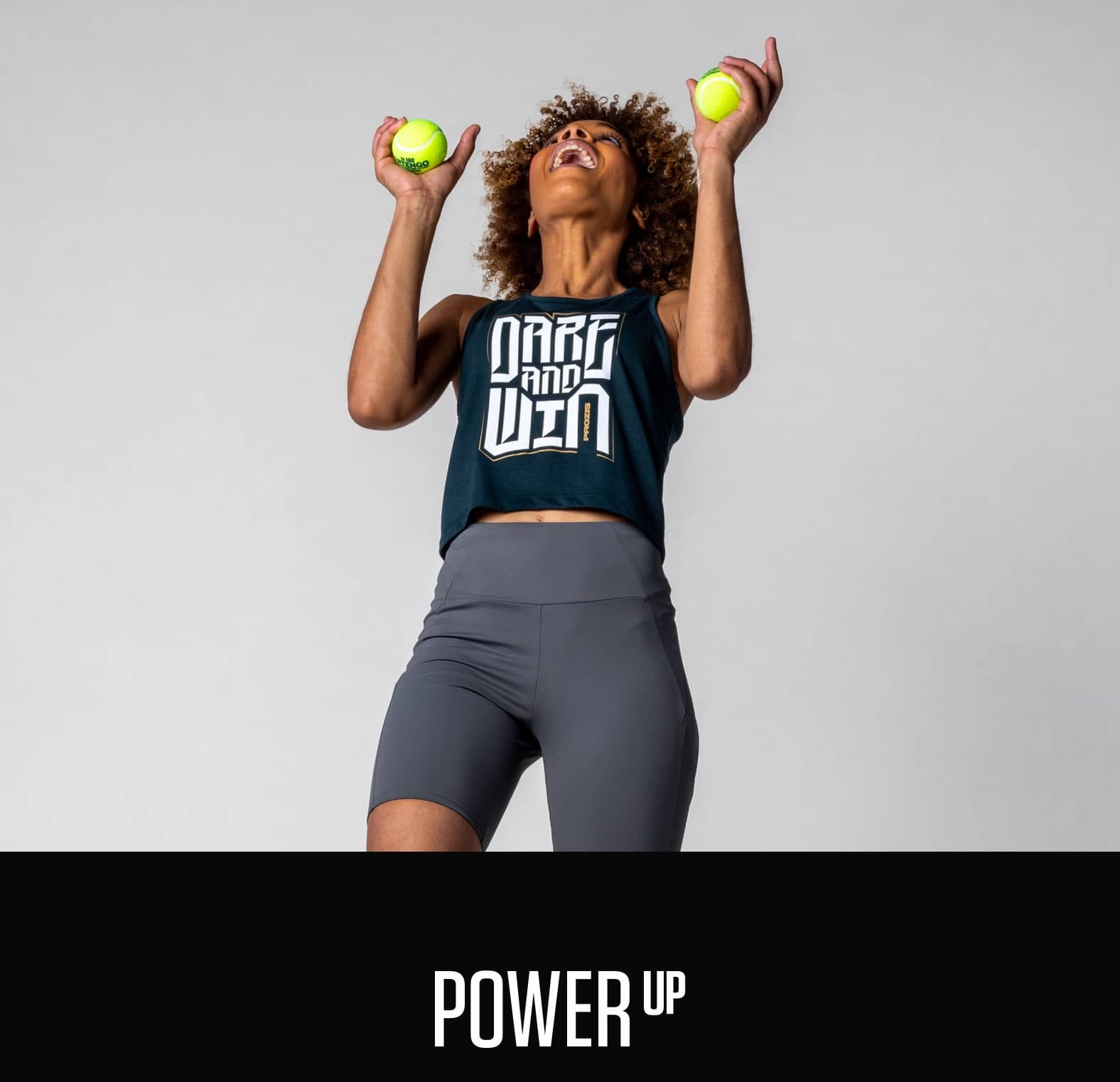 Prozis Power Up Crop Top