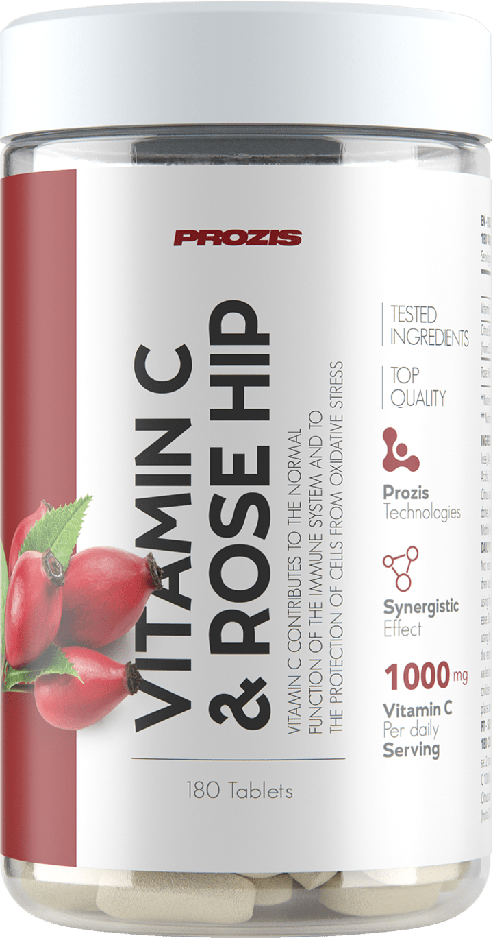 Prozis Rose Hip