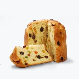 Real Whey Panettone flavour