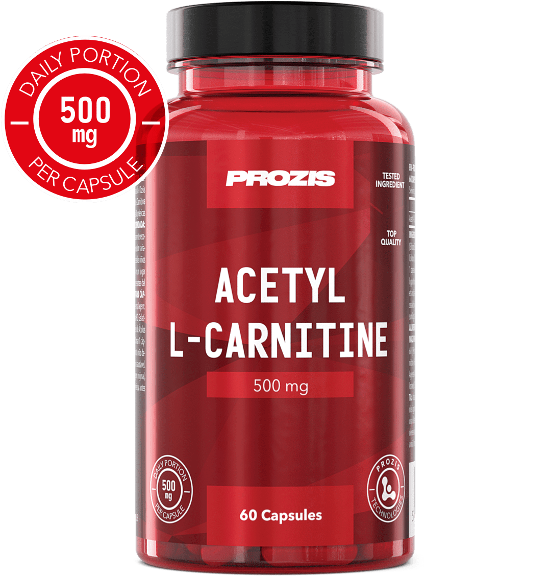 acetil l carnitina prozis