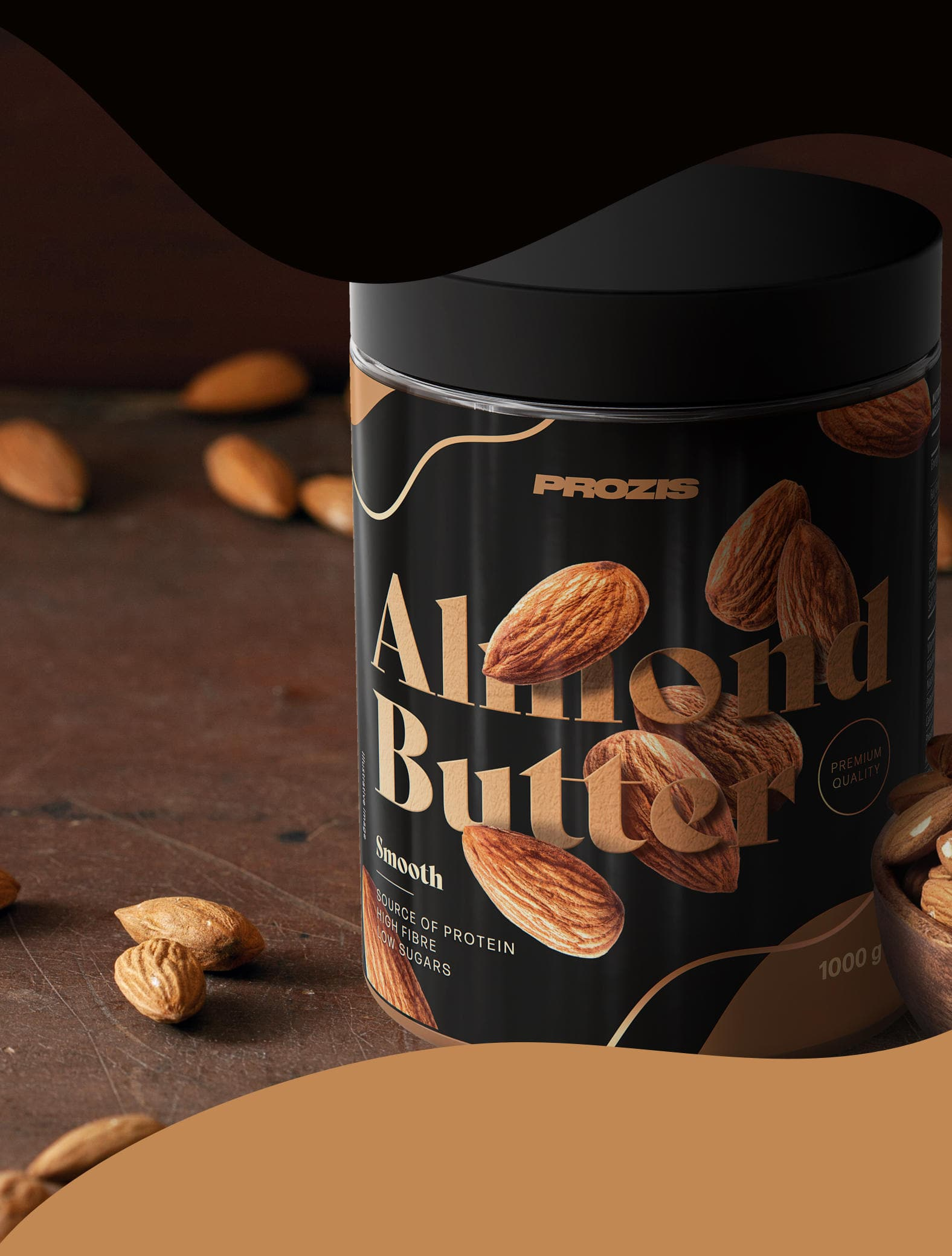almond butter sverige