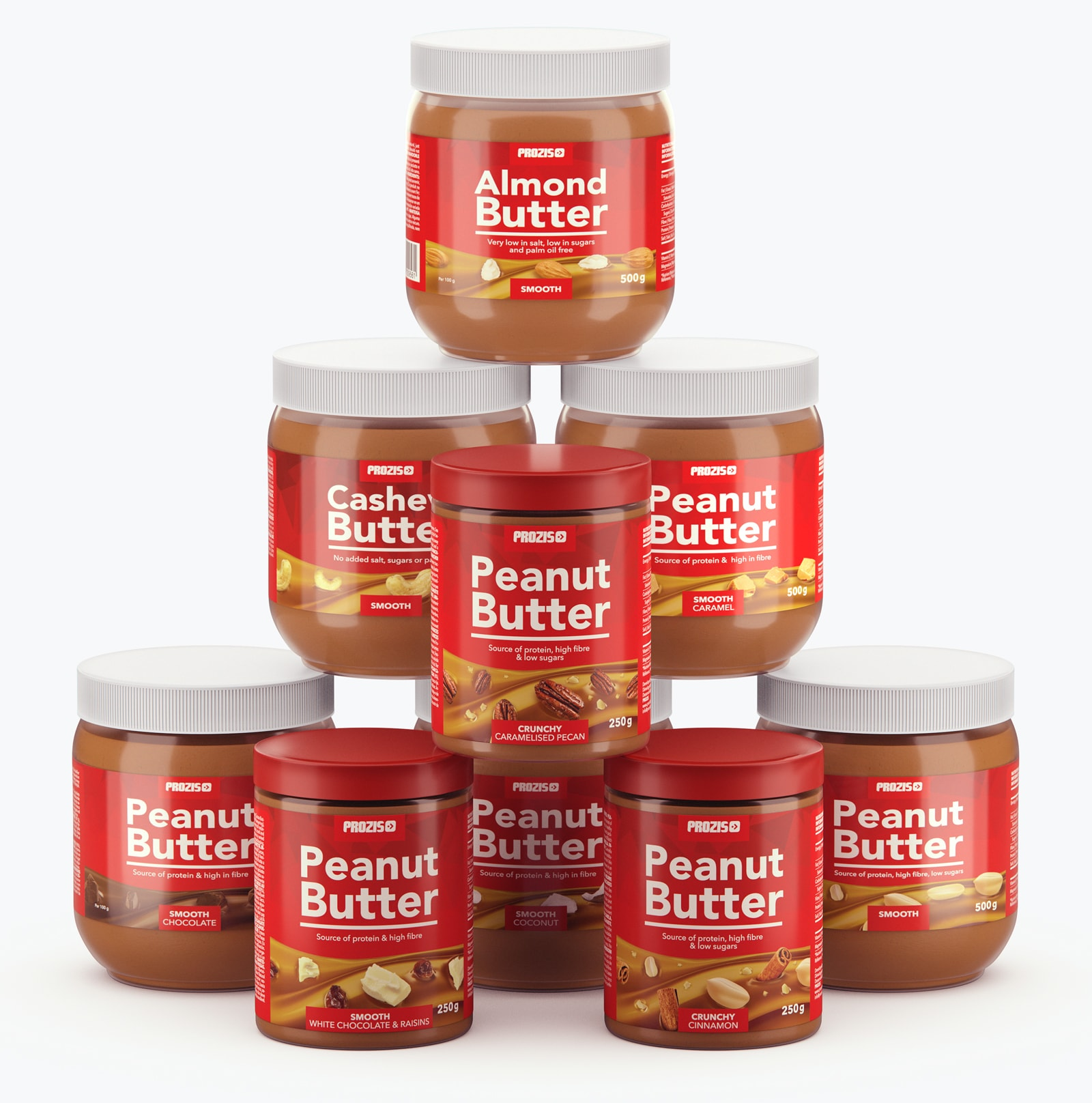 Prozis Butter products