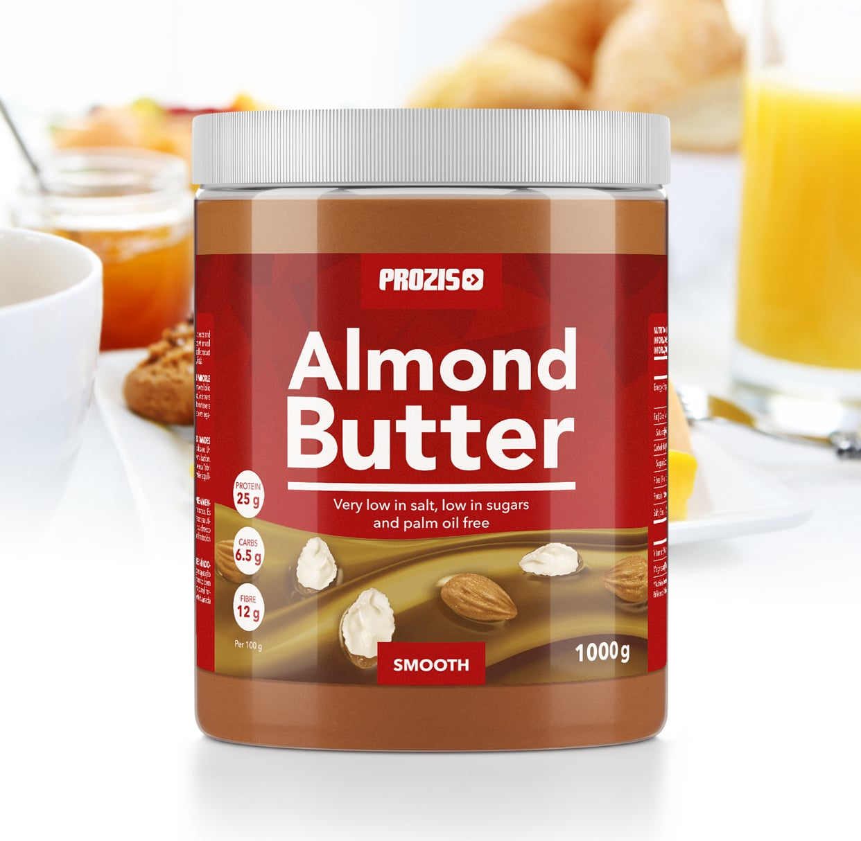 Prozis Almond Butter