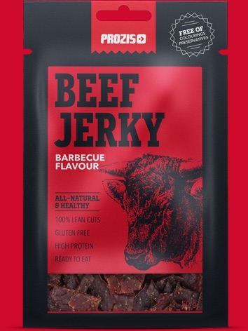 Beef Jerky flavour