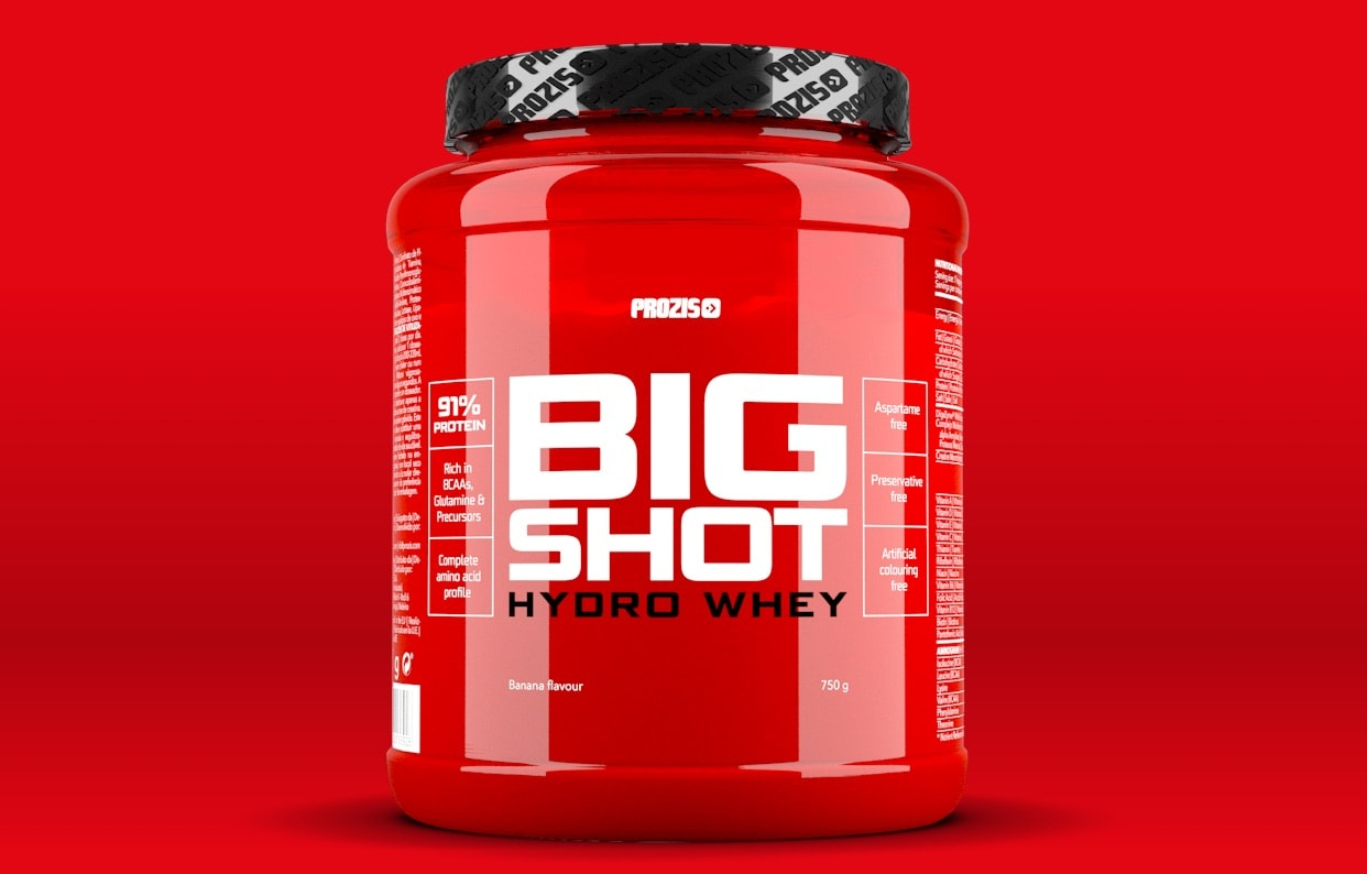 Big Shot - Hydro Whey 750g