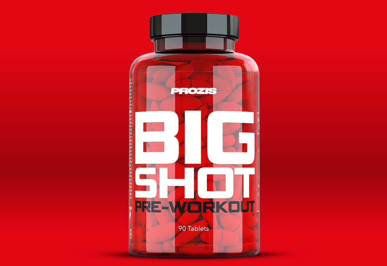 Big Shot Pre Workout