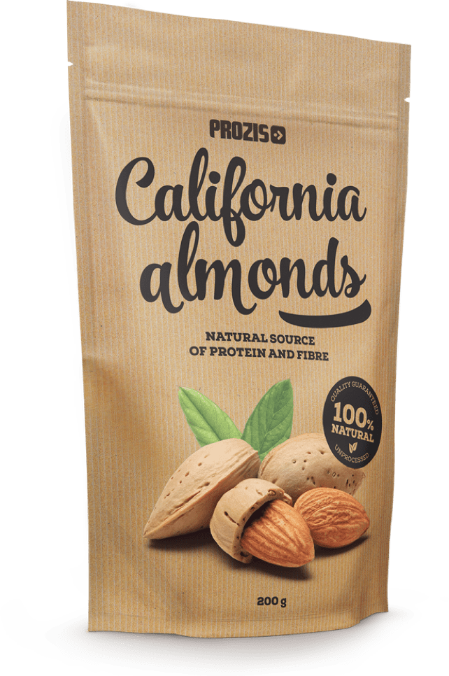 Prozis California Almonds