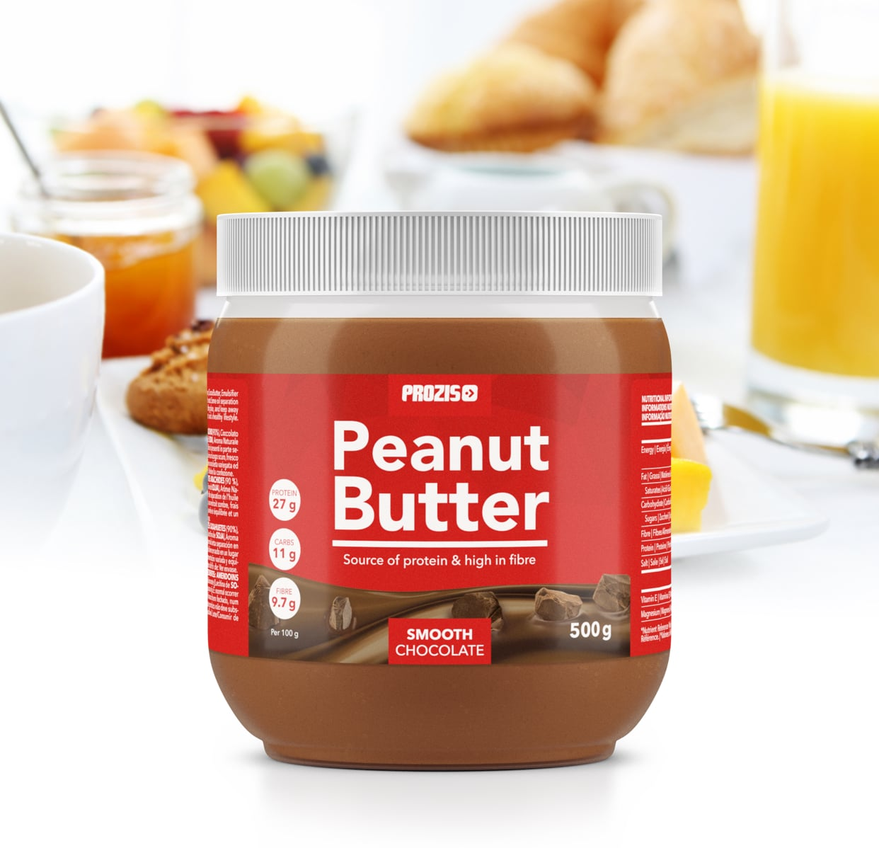Prozis Chocolate Peanut Butter