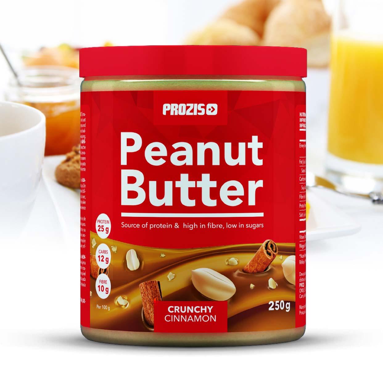 Prozis Peanut Butter Cinnamon