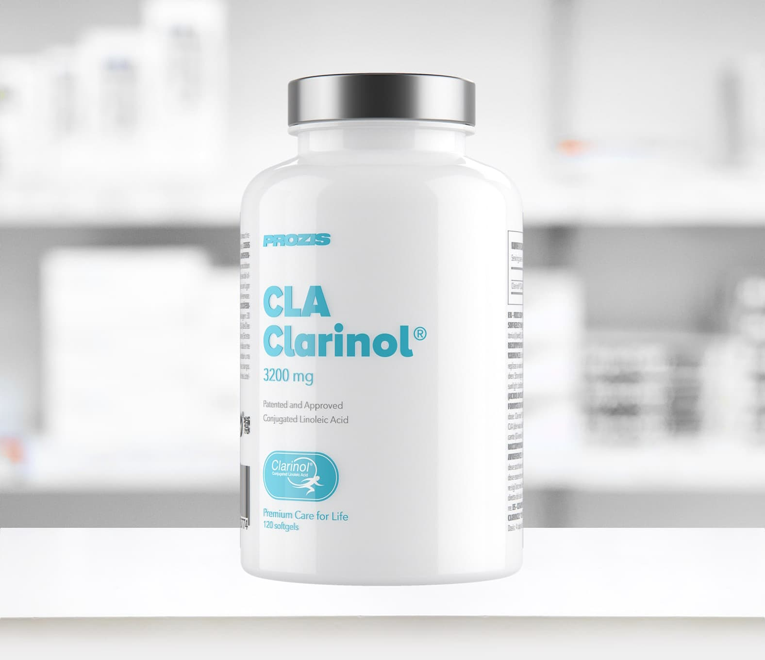 CLA Clarinol® 120 softgels