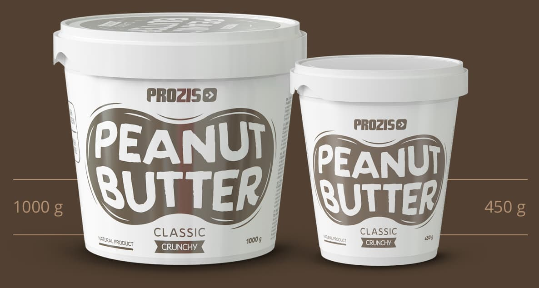 Prozis Classic Peanut Butter