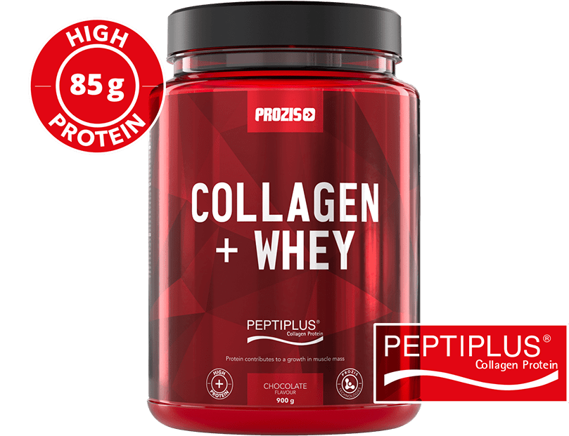Prozis Collagen + Whey