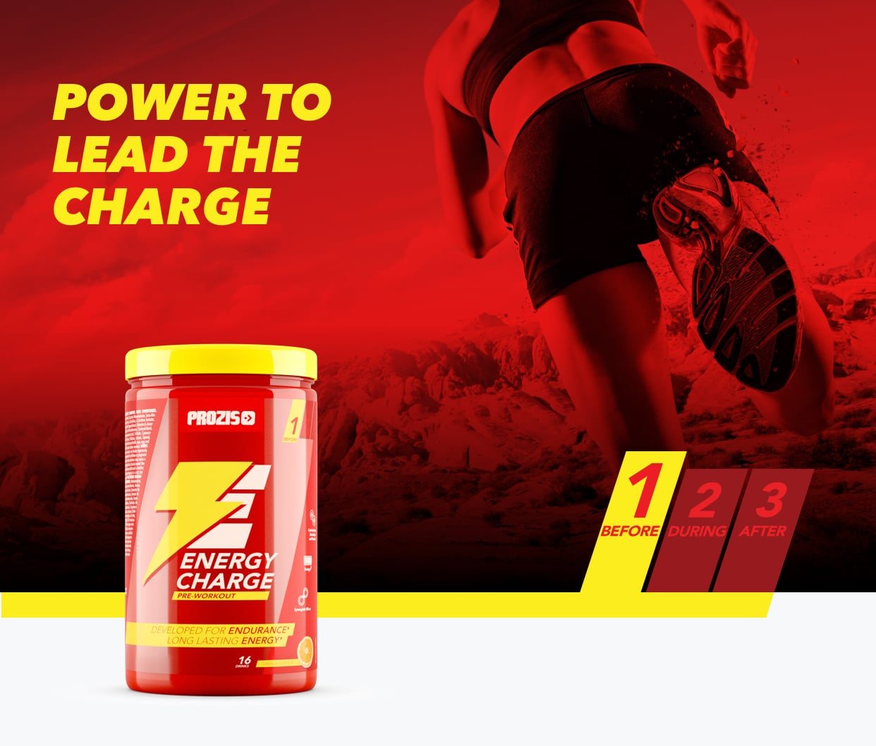 Energy Charge - Pre Workout