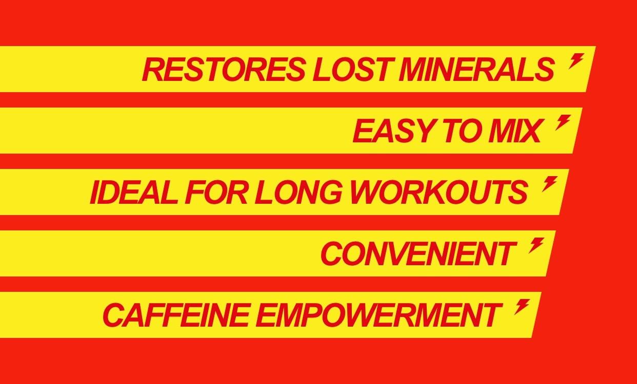 Prozis Energy Electrolytes