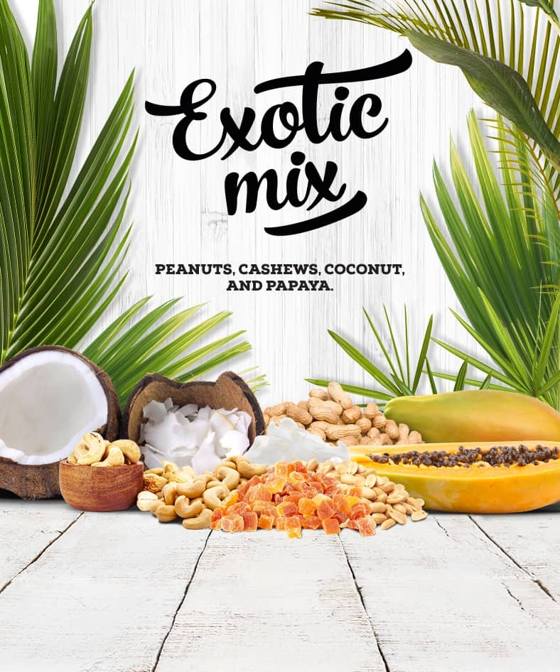 Prozis Exotic Mix