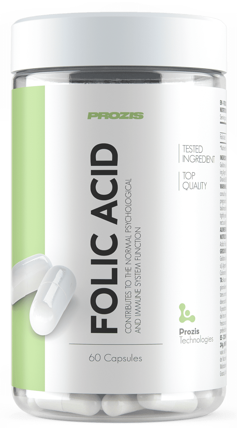 Prozis Folic Acid - Vitamin B9