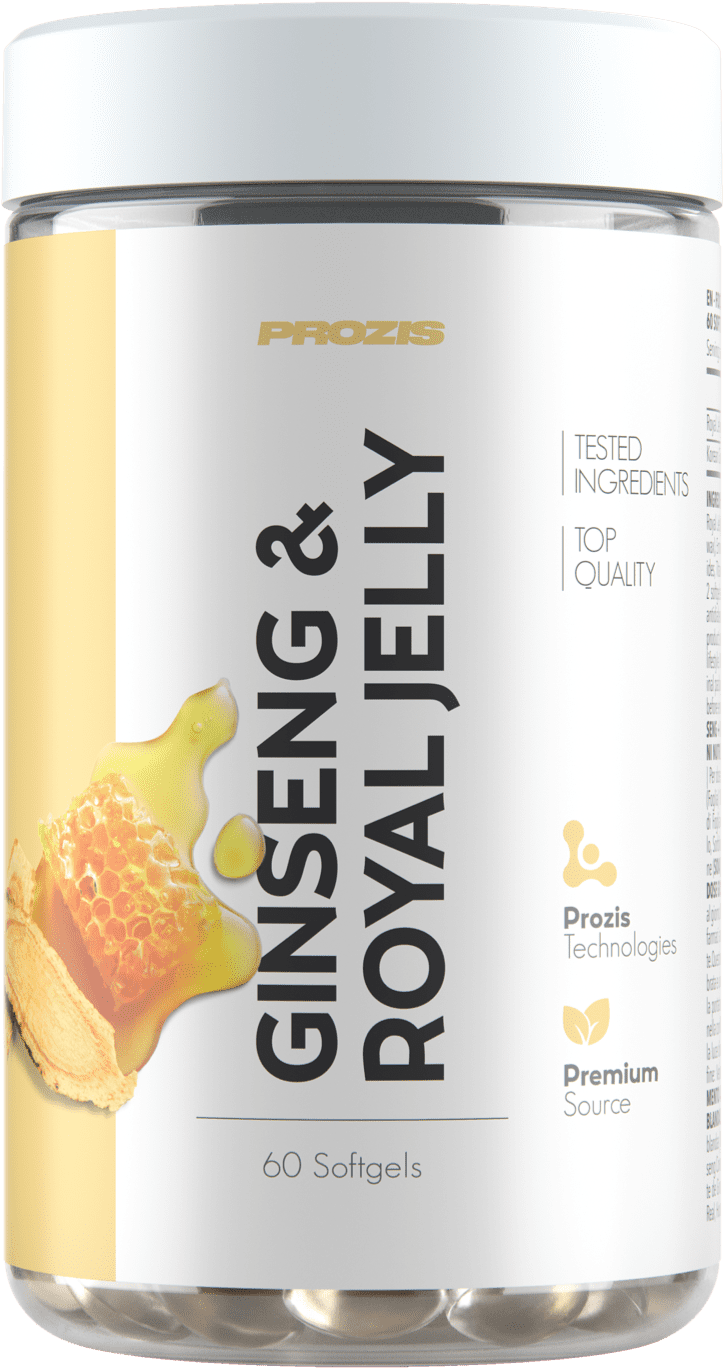 Prozis Ginseng & Royal Jelly