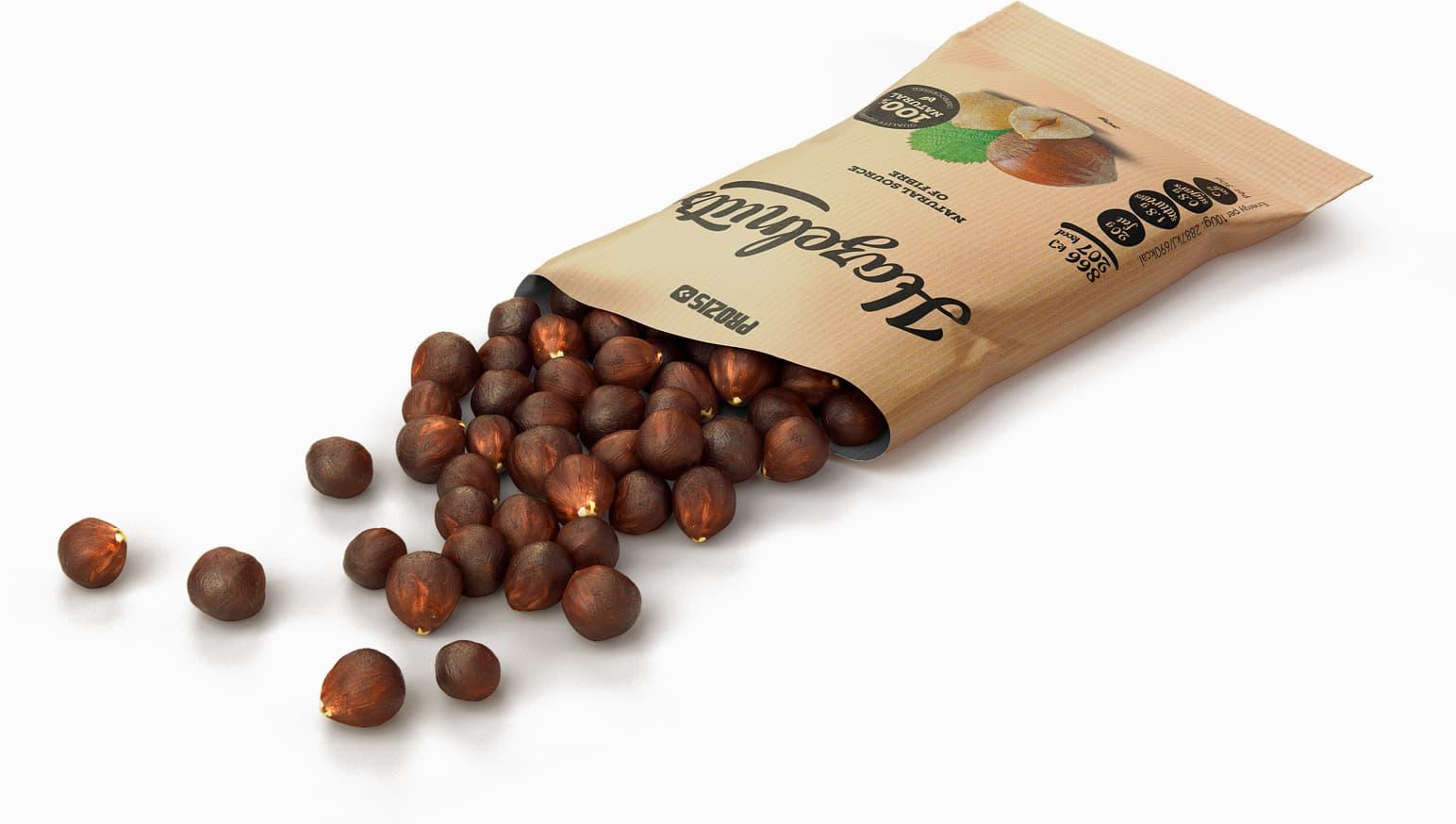 Prozis Hazelnuts