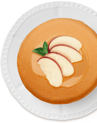 Pancake Apple