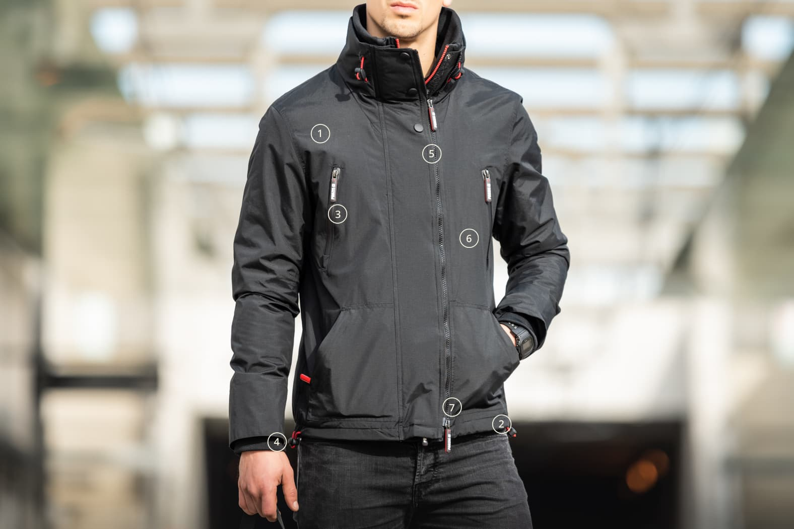 Prozis Shiel Jacket