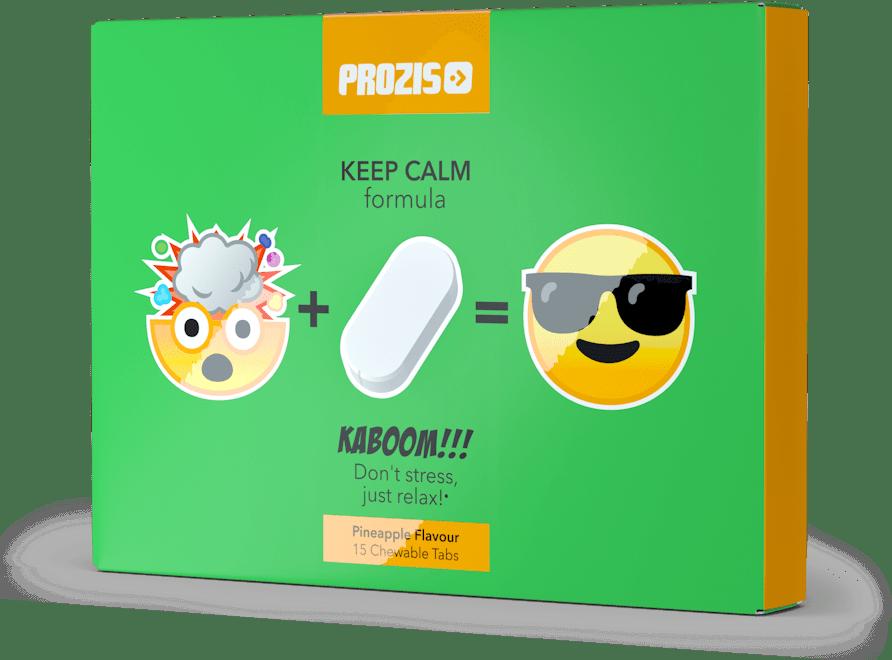 Kaboom - Keep Calm
