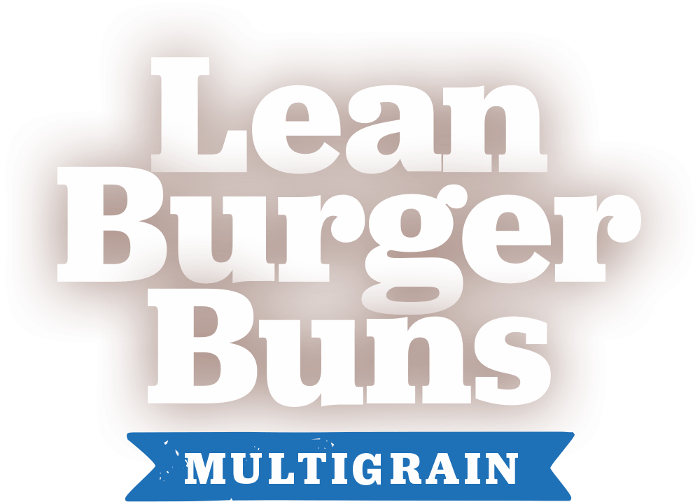 Lean Burger Buns - Multigrain
