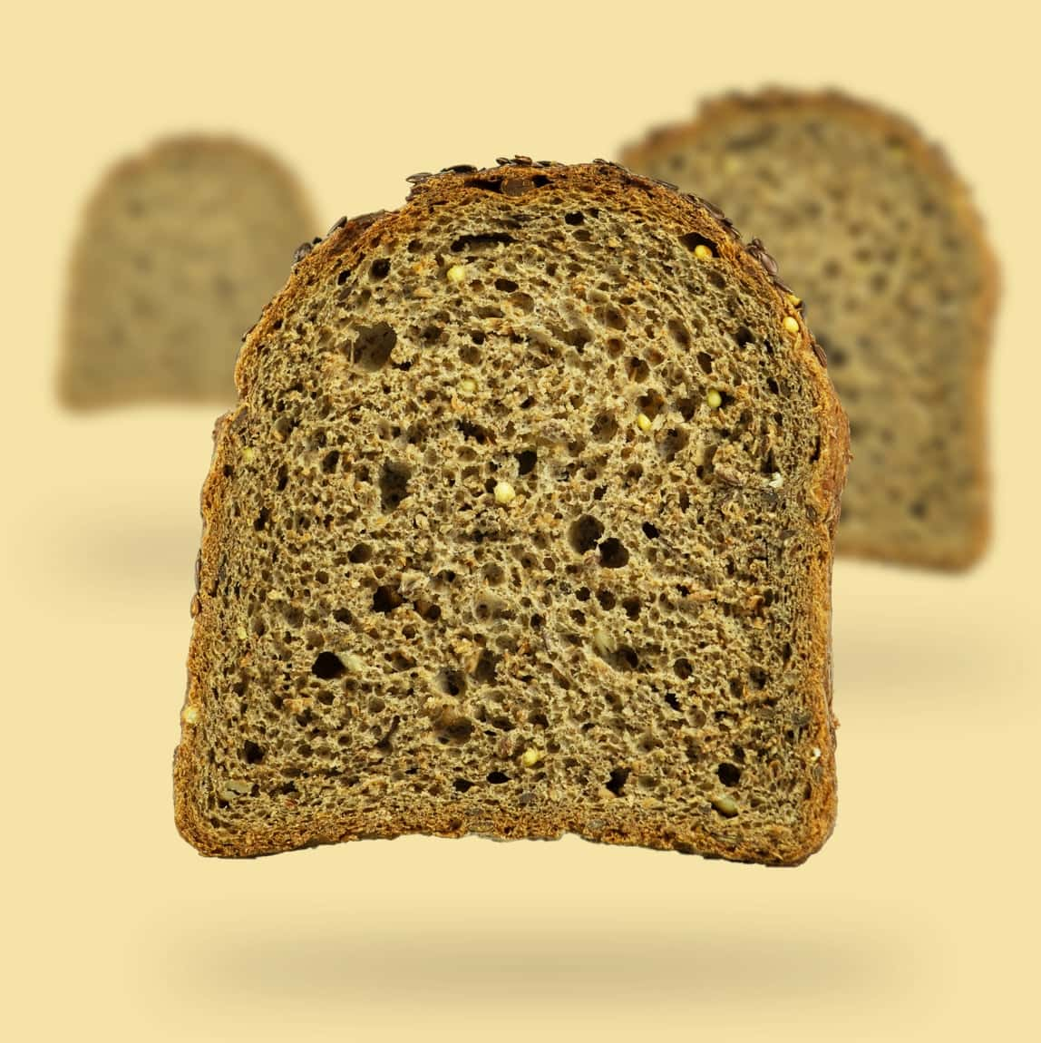 Lead Bread Flaxseed