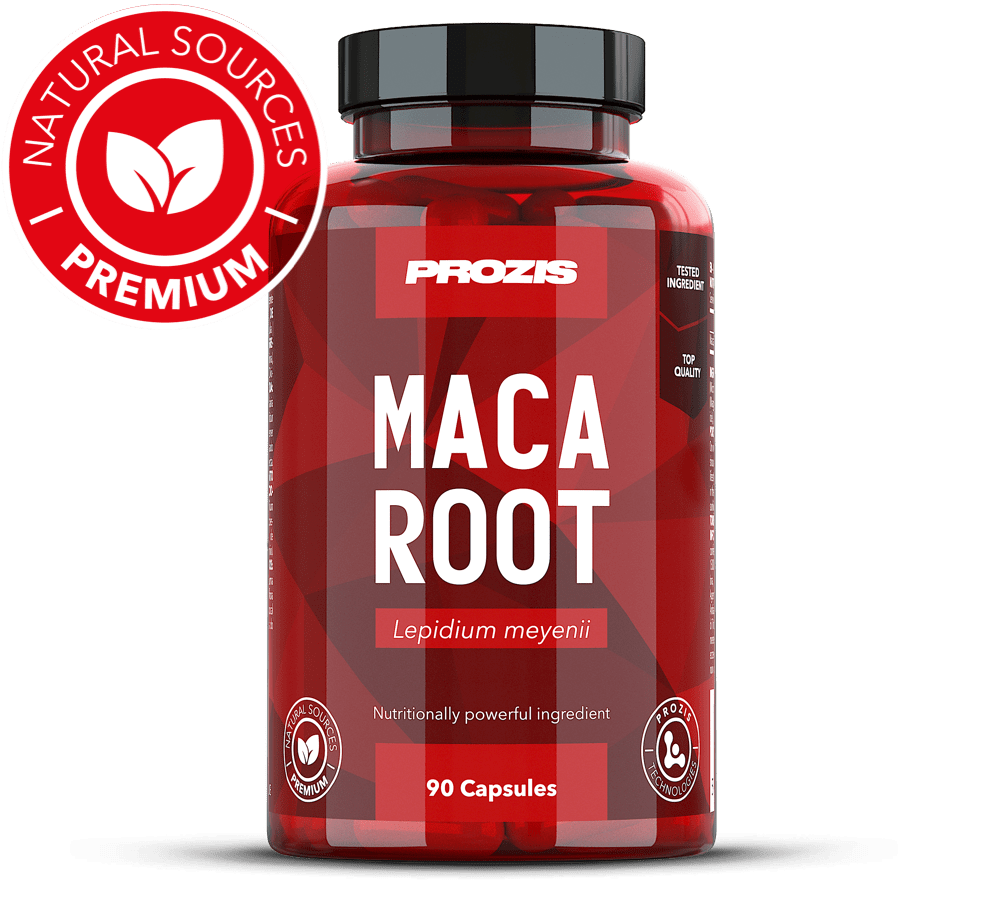 Prozis Maca Root 750mg
