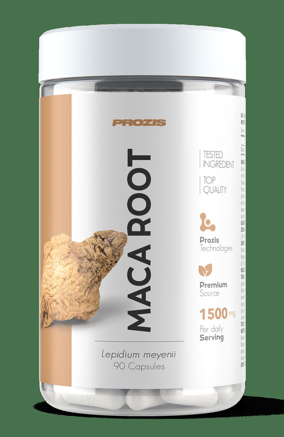Prozis Maca Root