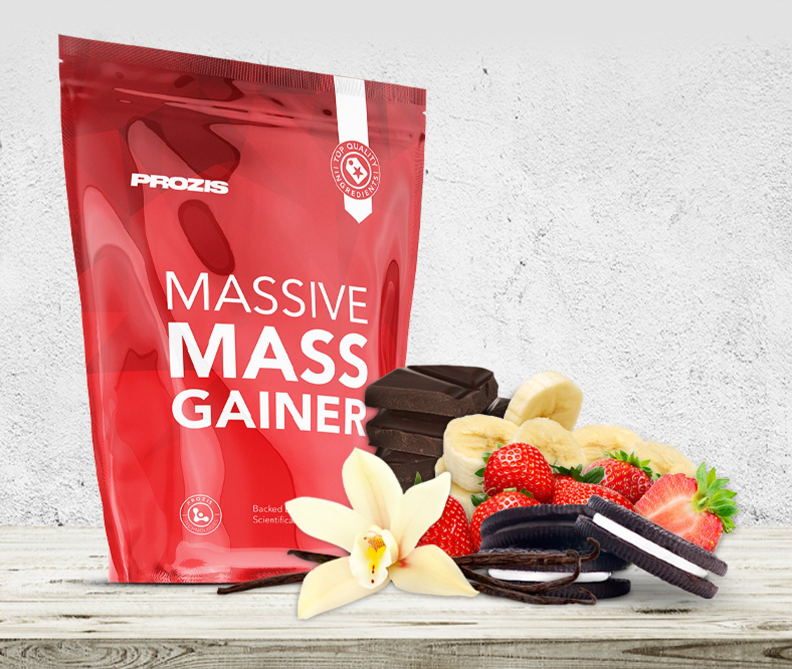 Prozis Massive Mass Gainer