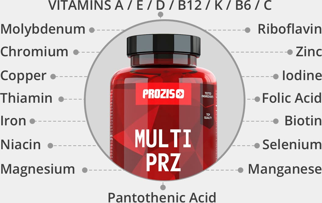 Multi PRZ Bottle